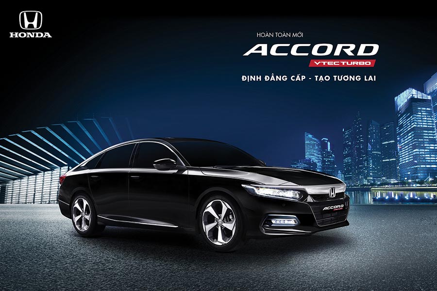 Honda Accord 2019 avatar