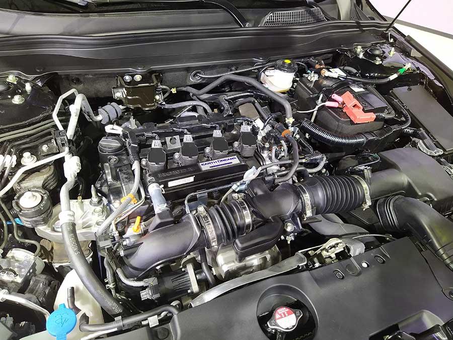Honda Accord dong co
