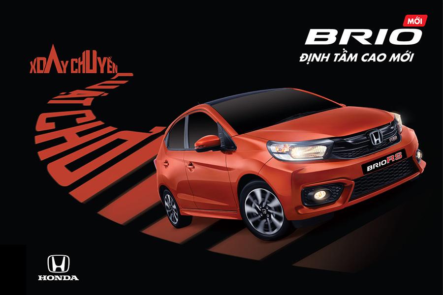 Honda Brio Can Tho Avatar