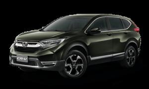 Honda CR-V Đăng ký lái thử