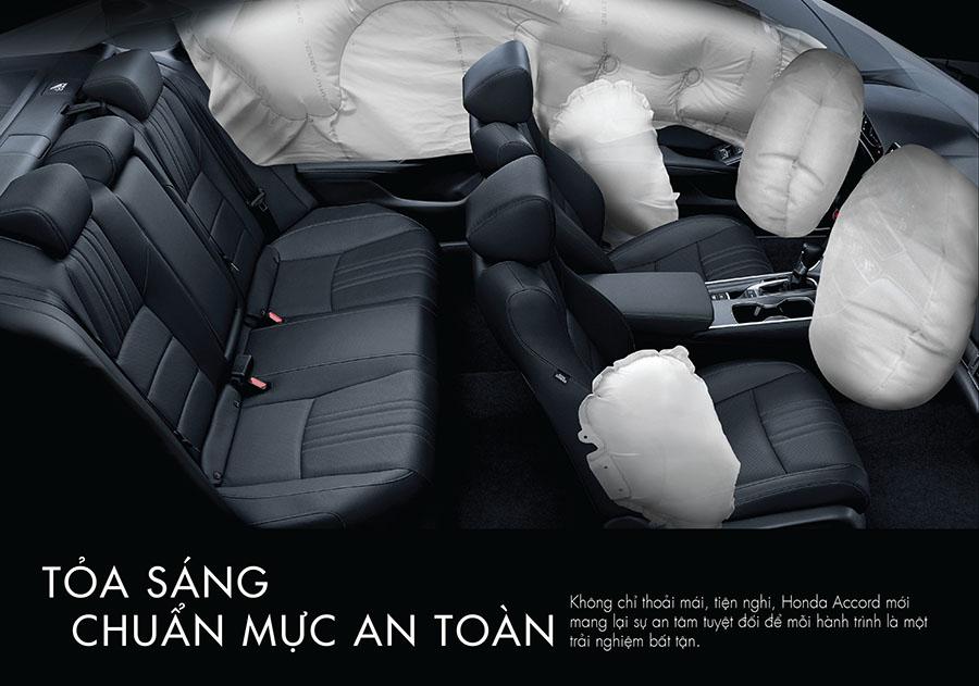 Honda Accord an toan