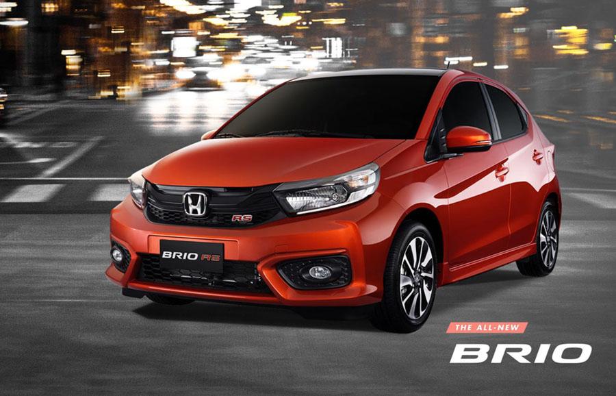 Honda Brio Đầu Xe