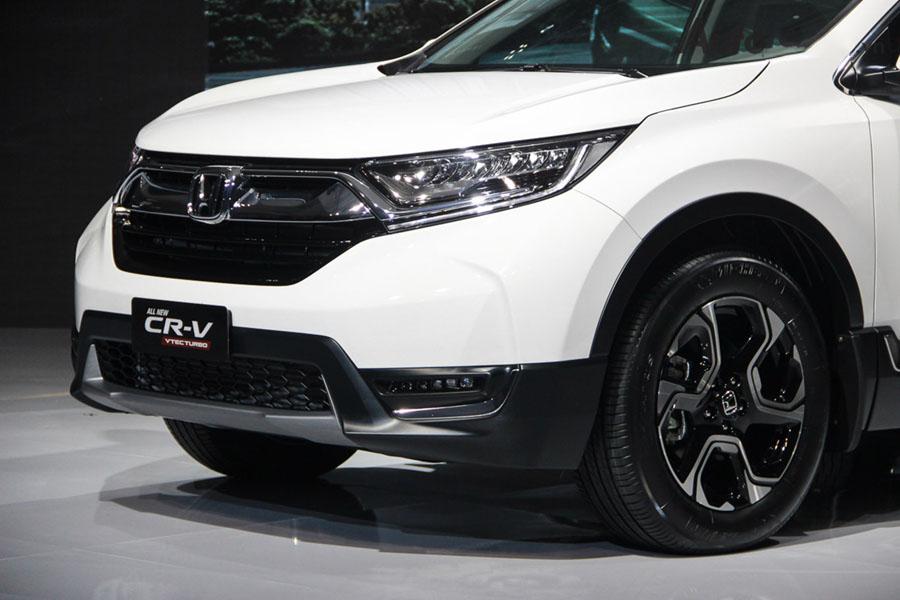 Honda CR-V Cần Thơ - Thiết kế đầu xe