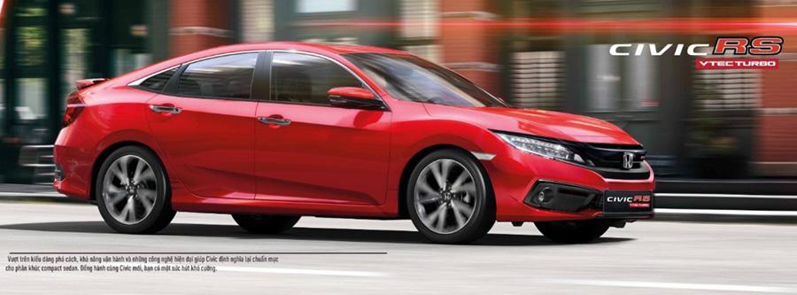 Honda Civic RS Cần Thơ