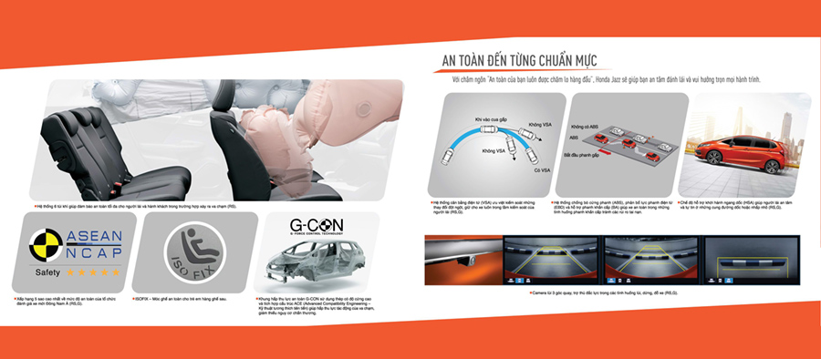 An toàn tiêu chuẩn 5 sao theo NCAP ASEAN