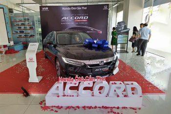 Honda Accord hoàn toàn mới chính thức ra mắt