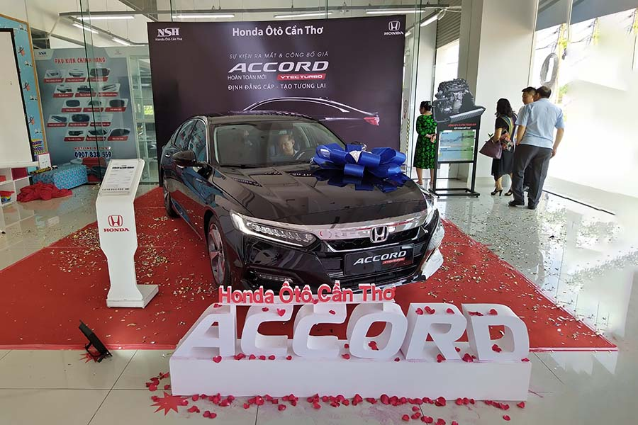 Honda Accord Honda Can Tho Avatar