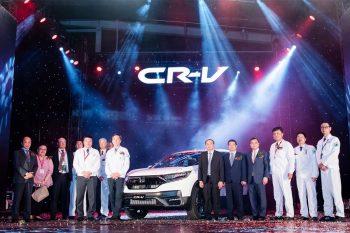Honda Việt Nam xuất xưởng Honda CR-V 2020