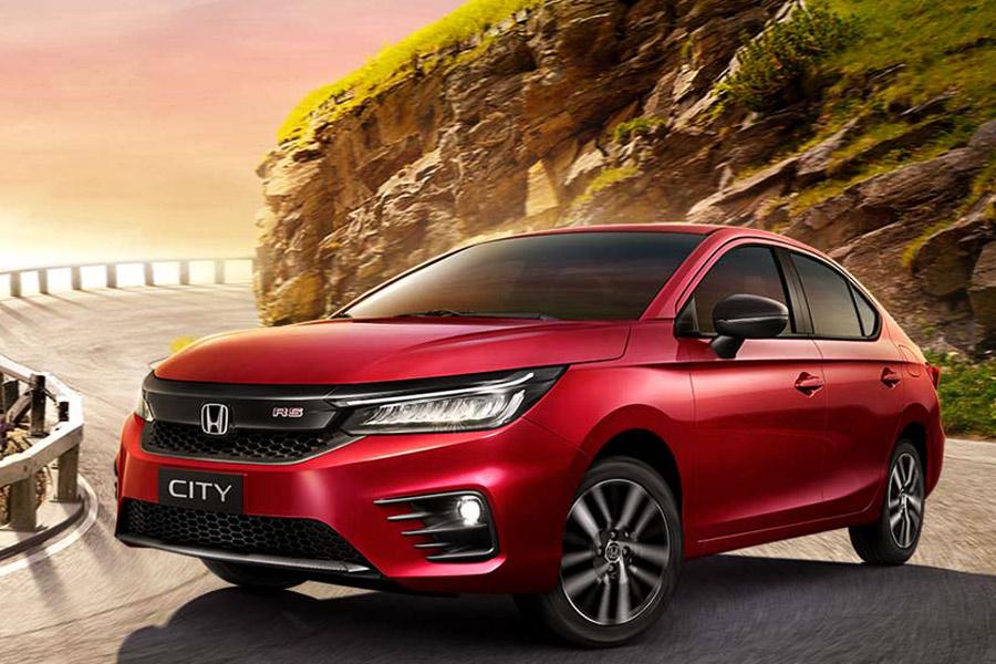 New Honda City 2020: Giá xe & Khuyến mãi