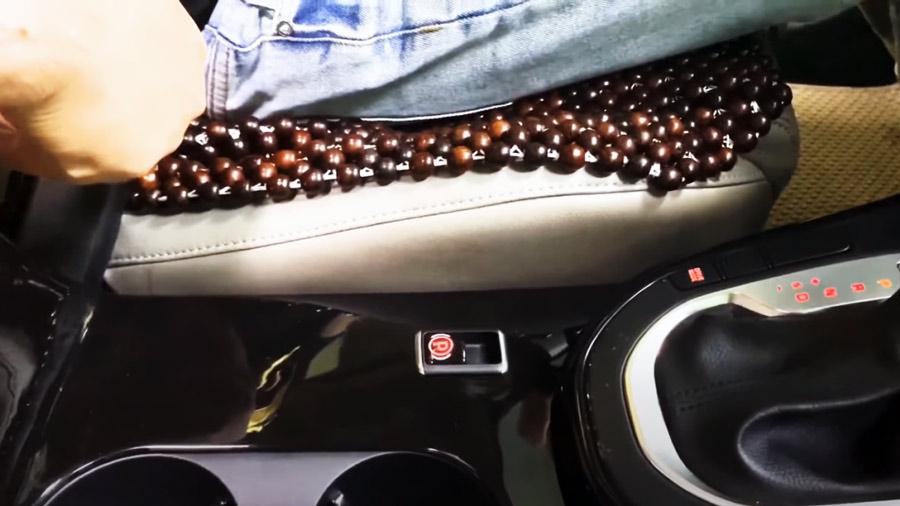 Chiếc Kia Cerato đời 2019 được chủ nhân độ từ phanh tay cơ khí sang phanh tay điện tử với chi phí khoảng 6 triệu đồng