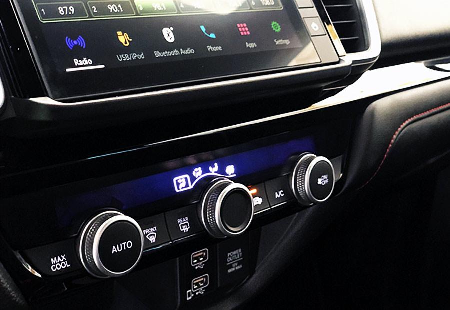Cùng Honda ô tô 5S Cần Thơ sử dụng hệ thống điều hòa ô tô đúng cách