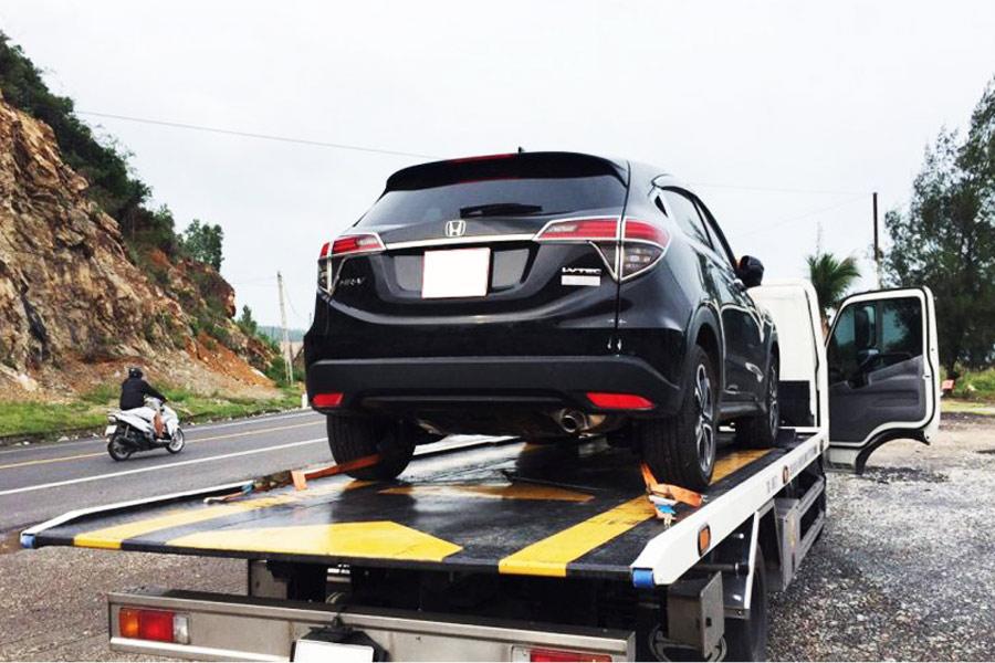 Dịch vụ cứu hộ 24/7 của Honda ô tô Cần Thơ