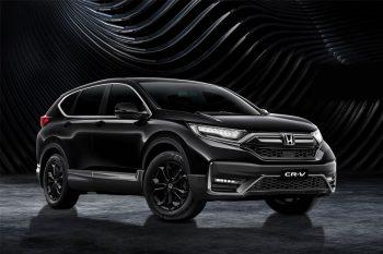 Honda CRV LSE 2021