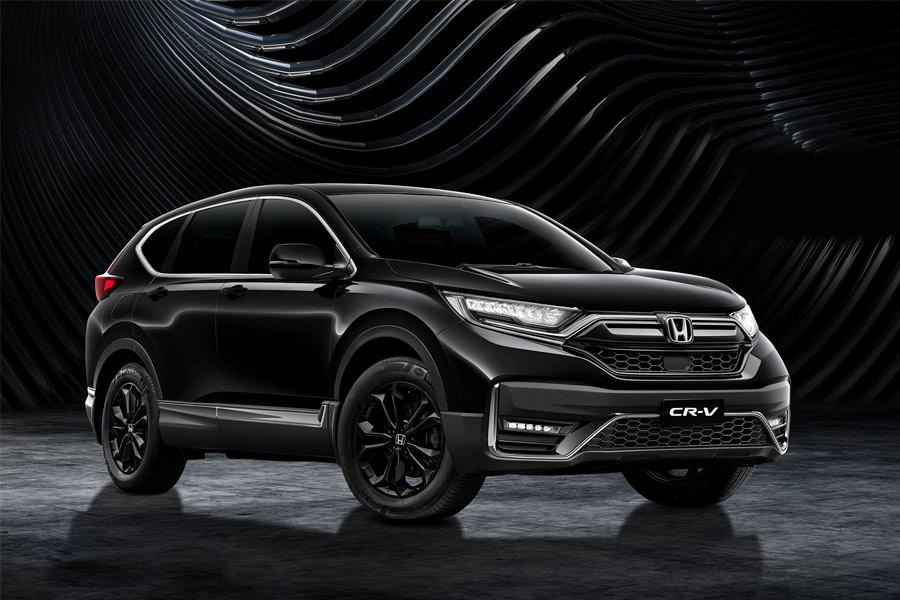 Honda CRV LSE 2021: Giá xe & Khuyến mãi