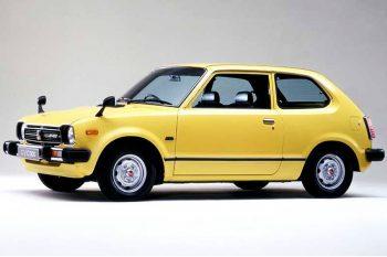 Thiết kế Honda Civic qua các thời kỳ